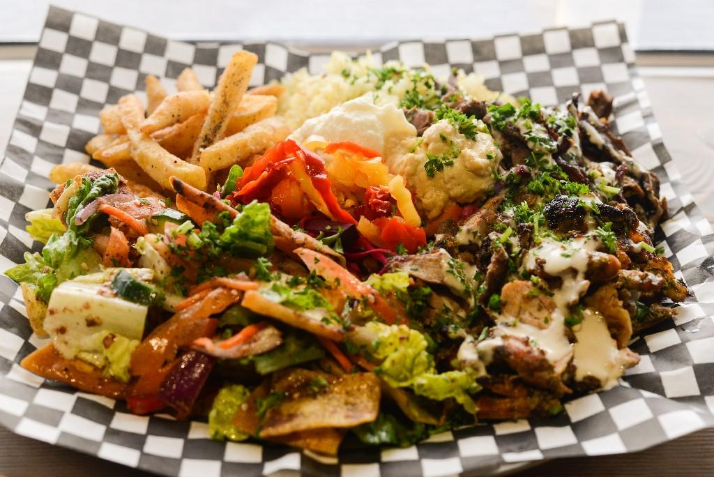 Beirut Street Food, Calgary